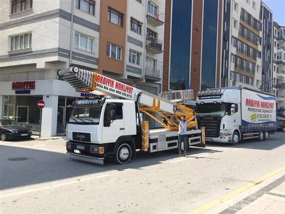 Akbıyık Nakliyat Eskişehir