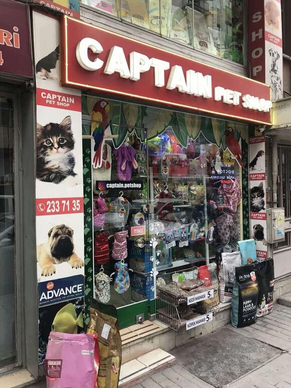 Captain Petshop