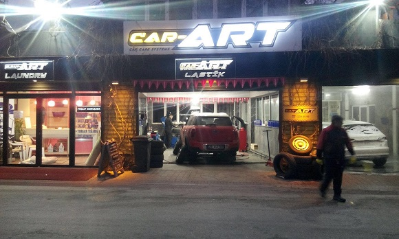Car Art Oto Lastik Eskişehir