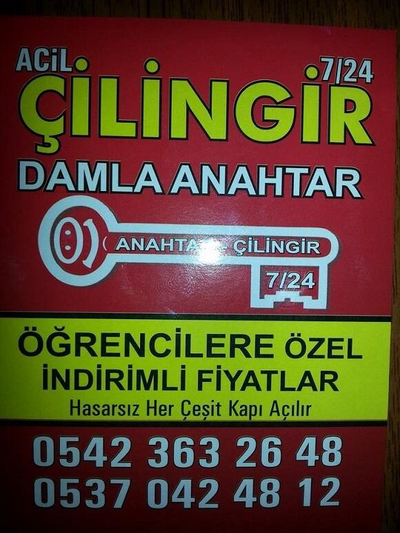 Damla Anahtar