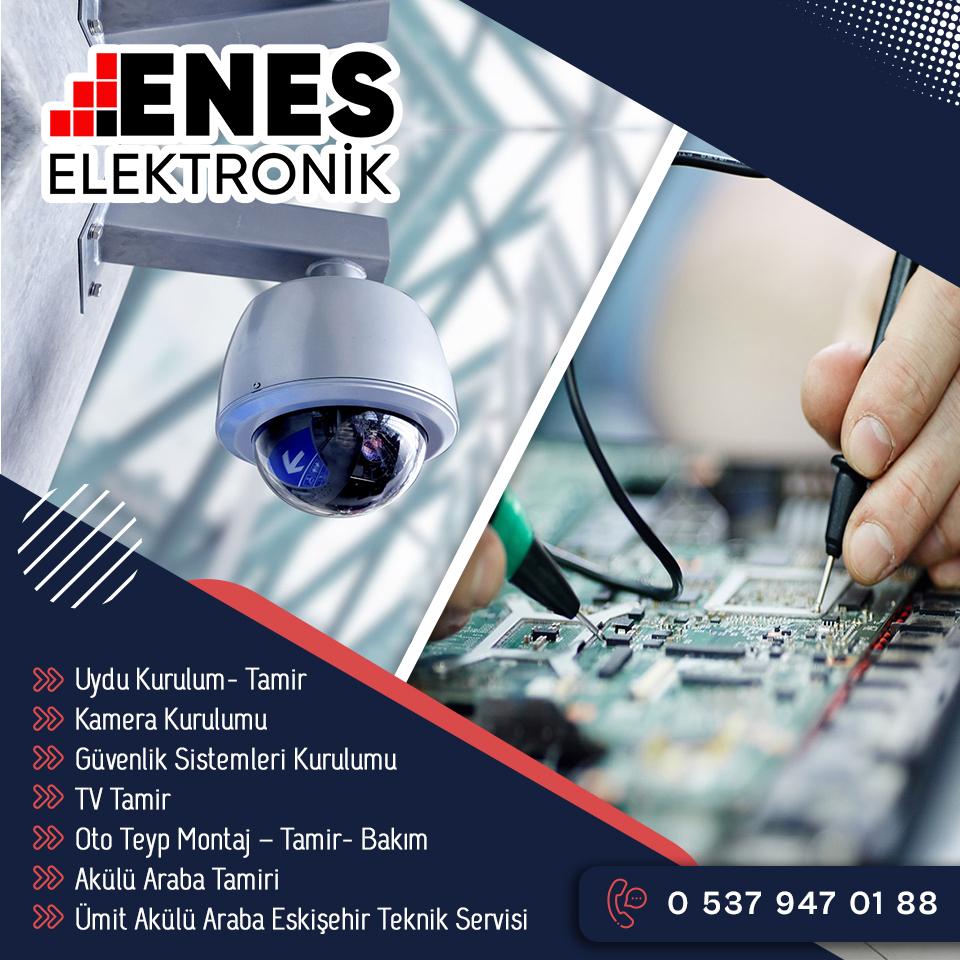 Enes Elektronik Eskişehir