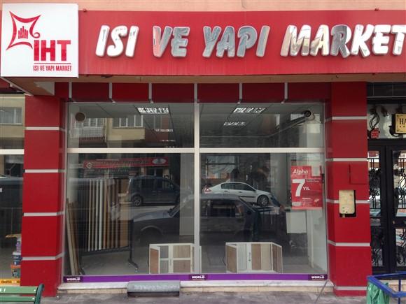 İht Isı Ve Yapı Market Eskişehir