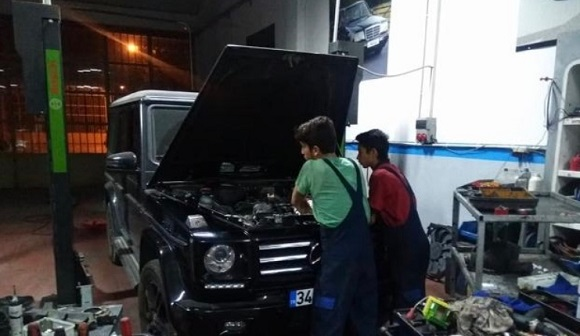 Legende Auto Mercedes Servisi Eskişehir