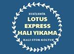 Lotus Express Halı Yıkama