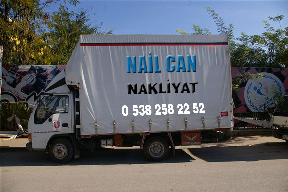 Nail Can Nakliyat Eskişehir