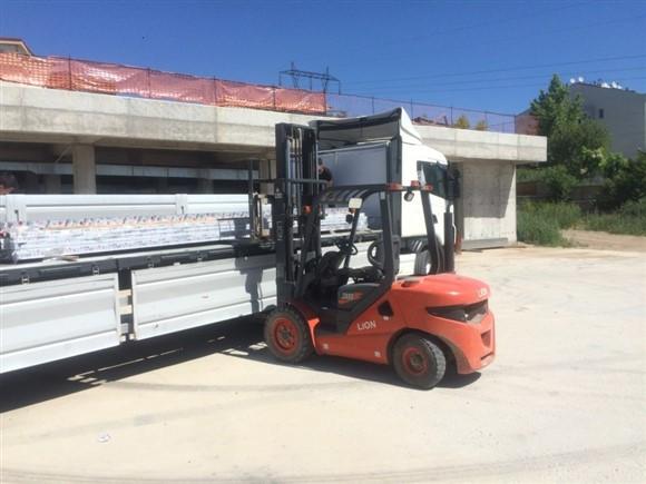 Saray Forklift Eskişehir