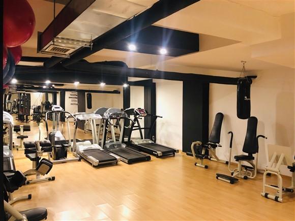 She Wellness Spor Salonu
