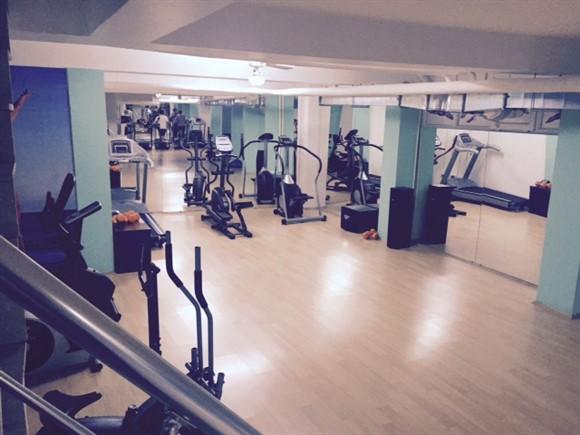 She Wellness Spor Salonu Eskişehir